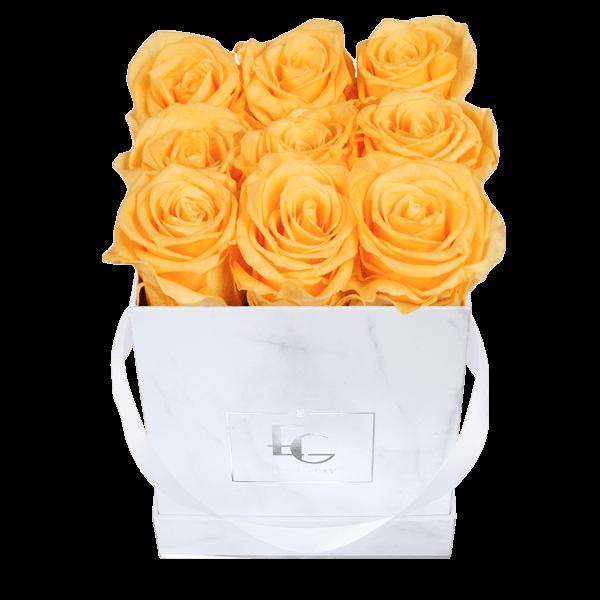 Classic Infinity Rosebox | Sunny Yellow | S