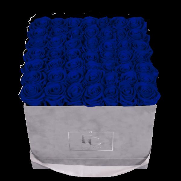 CLASSIC INFINITY ROSEBOX   OCEAN BLUE   L