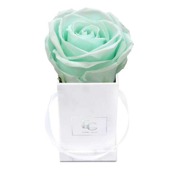 Classic Infinity Rosebox | Minty Green | XXS