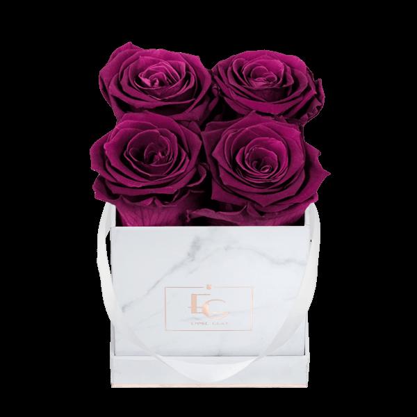 Classic Infinity Rosebox   Velvet Plum   XS