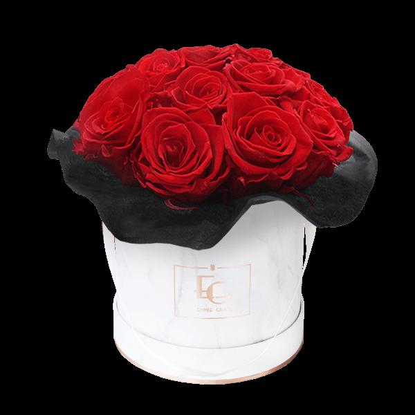 Splendid Infinity Rosebox | Vibrant Red | S