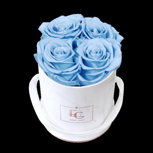 Classic Infinity Rosebox   Baby Blue   XS