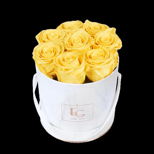 Classic Infinity Rosebox | Champagne | S