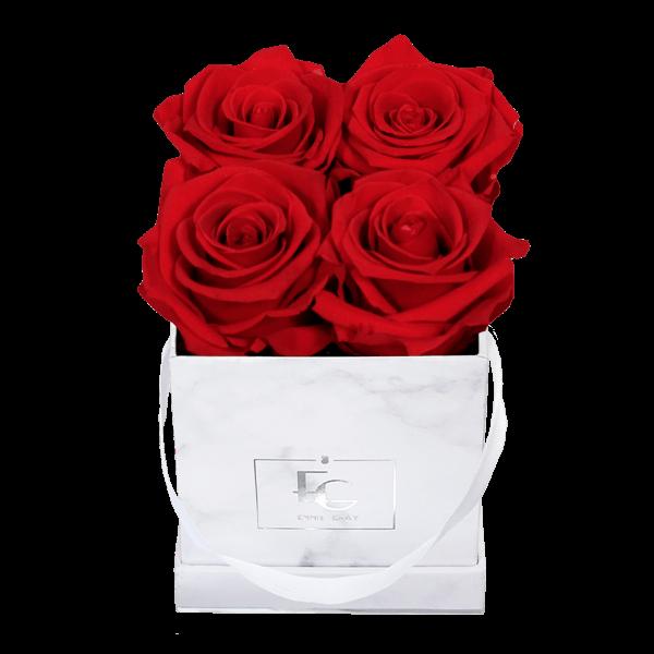 Classic Infinity Rosebox | Vibrant Red | XS
