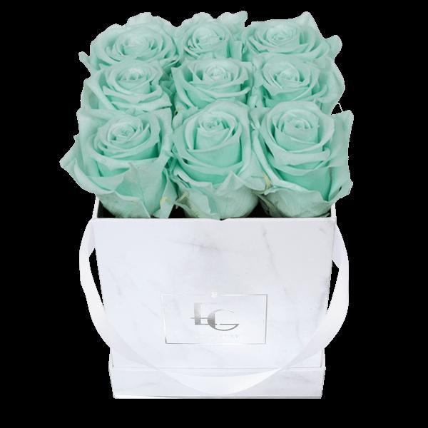 Classic Infinity Rosebox | Minty Green | S
