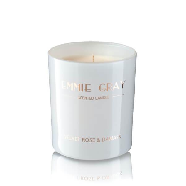 Scented Candle | Velvet Rose & Damask | M