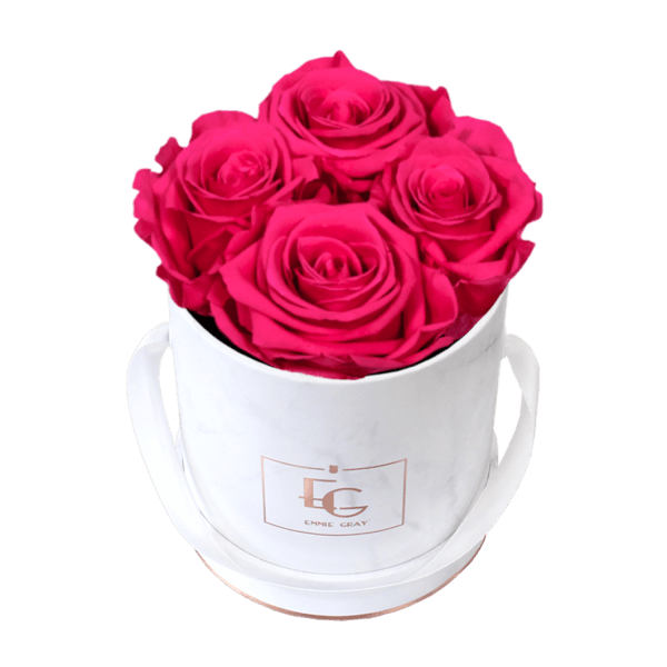 Classic Infinity Rosebox | Hot Pink | XS