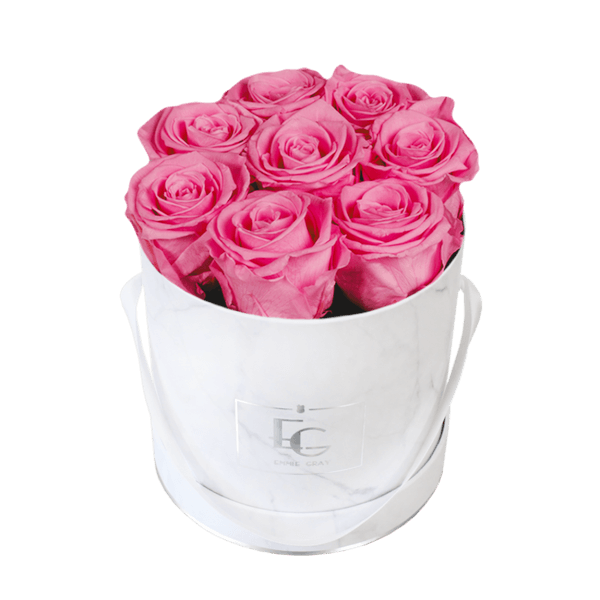 CLASSIC INFINITY ROSEBOX | BABY PINK | S