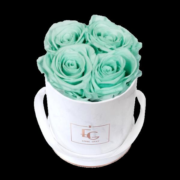 Classic Infinity Rosebox | Minty Green | XS