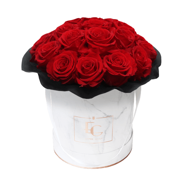 Splendid Infinity Rosebox | Vibrant Red | M