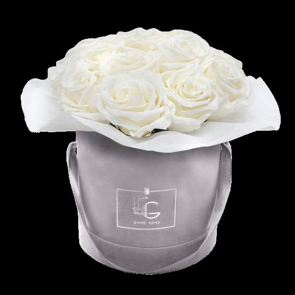 Splendid Infinity Rosebox | Pure White | S
