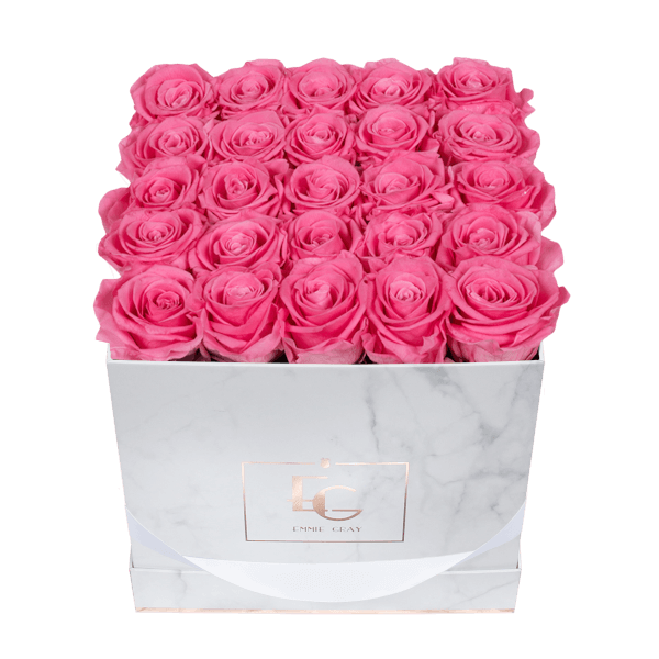 Classic Infinity Rosebox   Baby Pink   M
