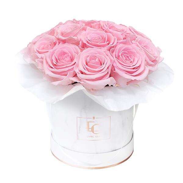 Splendid Infinity Rosebox | Bridal Pink | S