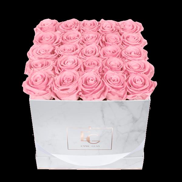 Classic Infinity Rosebox | Bridal Pink | M
