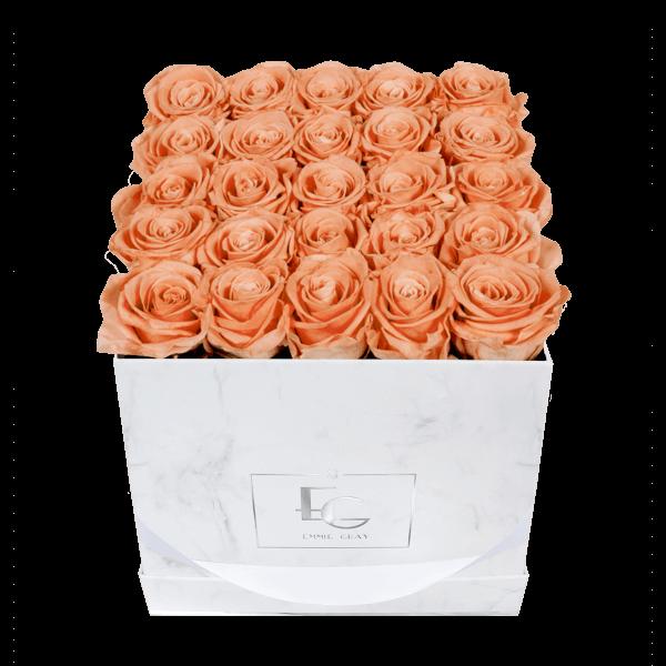 Classic Infinity Rosebox | Perfect Peach | M
