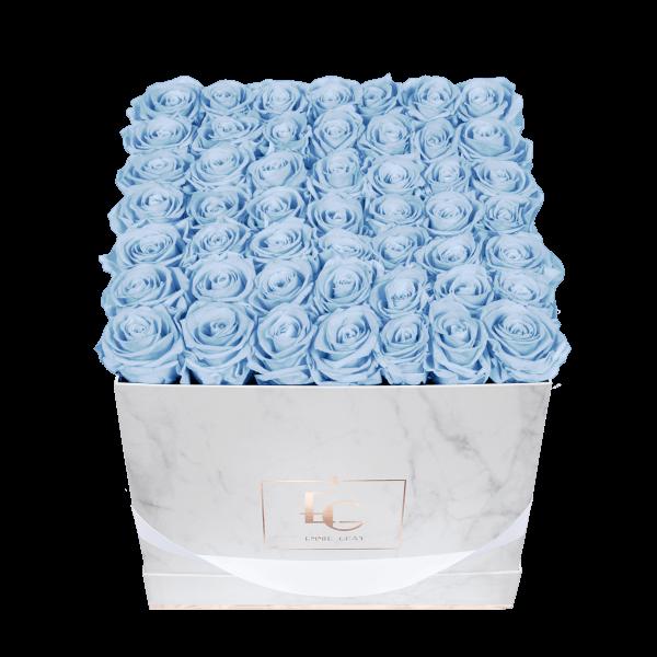 Classic Infinity Rosebox | Baby Blue | L