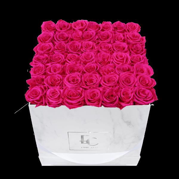 Classic Infinity Rosebox | Hot Pink | L