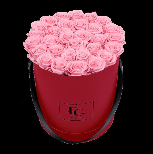 Classic Infinity Rosebox | Bridal Pink | L
