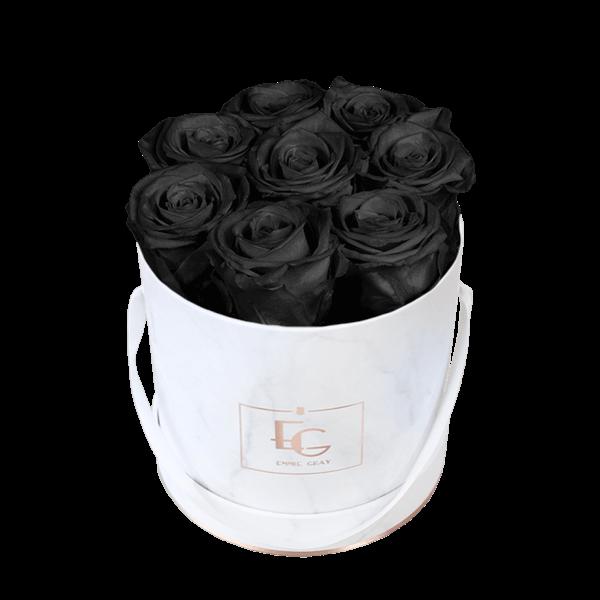 Classic Infinity Rosebox | Black Beauty | S